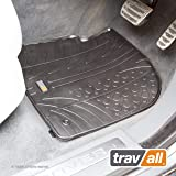Travall Mats TRM1119R - Vehicle-Specific Rubber Floor Car Mats