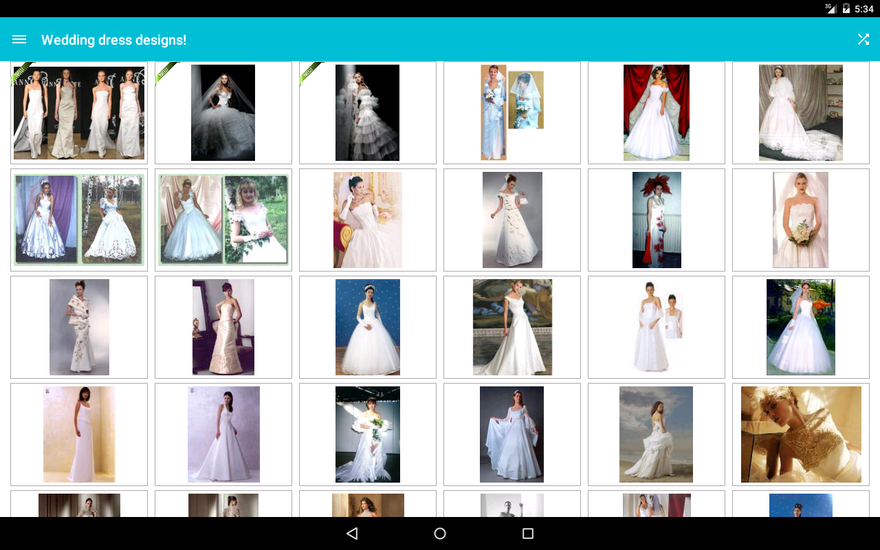Amazon Com Wedding Dress Designs Appstore For Android