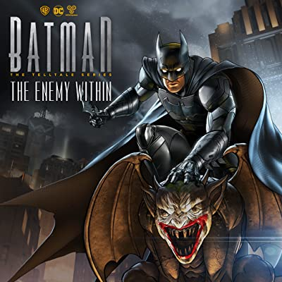Batman: The Enemy Within [Online Game Code]