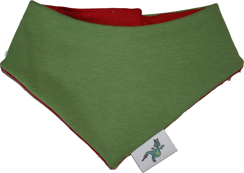 58f58f699b989 Durable Modelando Book-Cuddly-Toy Pañuelo - para niño Verde rojo verde 2