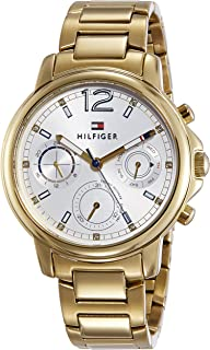 f9ba66097d94b Buy Tommy Hilfiger CLAUDIA Analogue Silver Dial Women's Watch ...