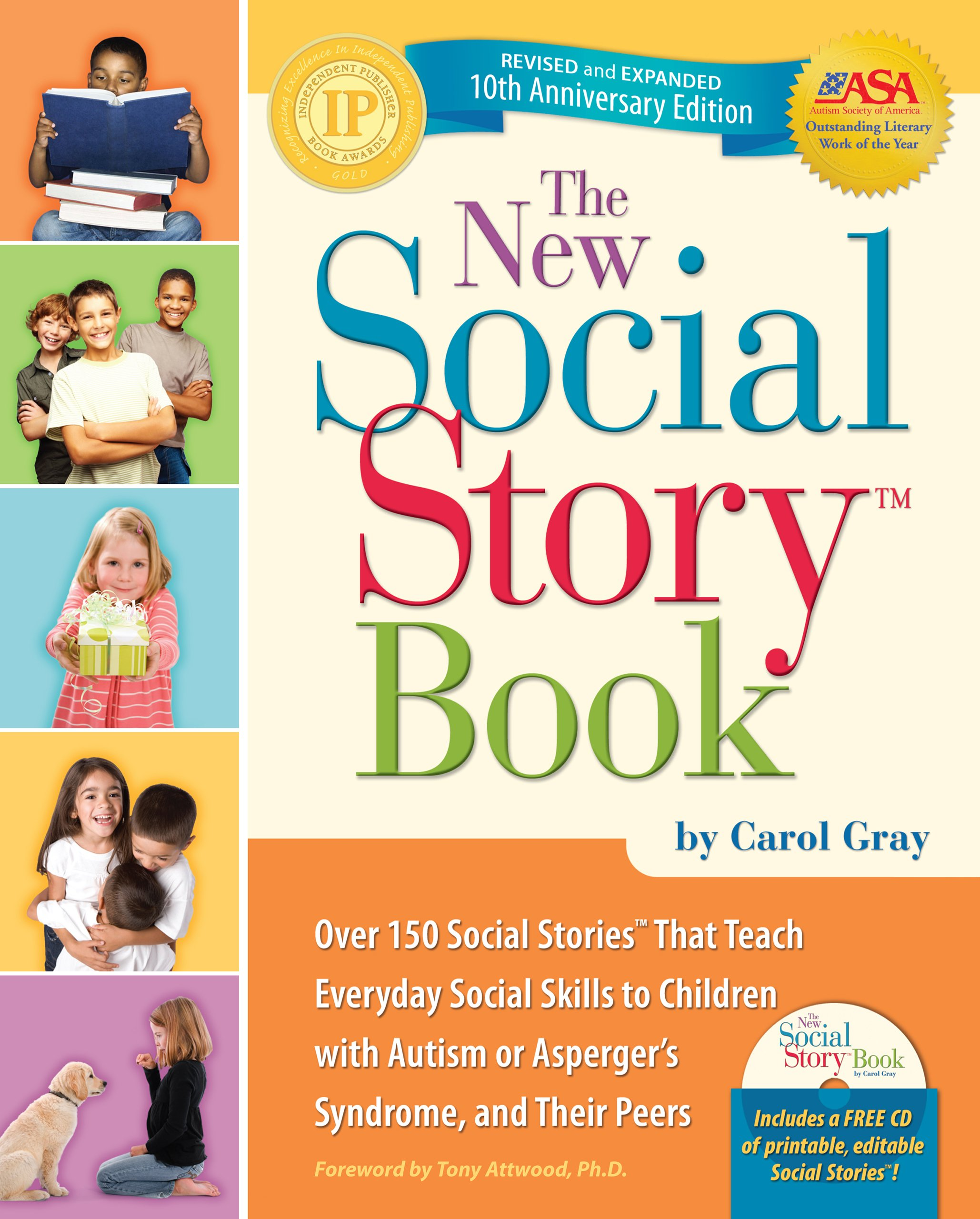 The New Social Story Book Amazon Carol Gray
