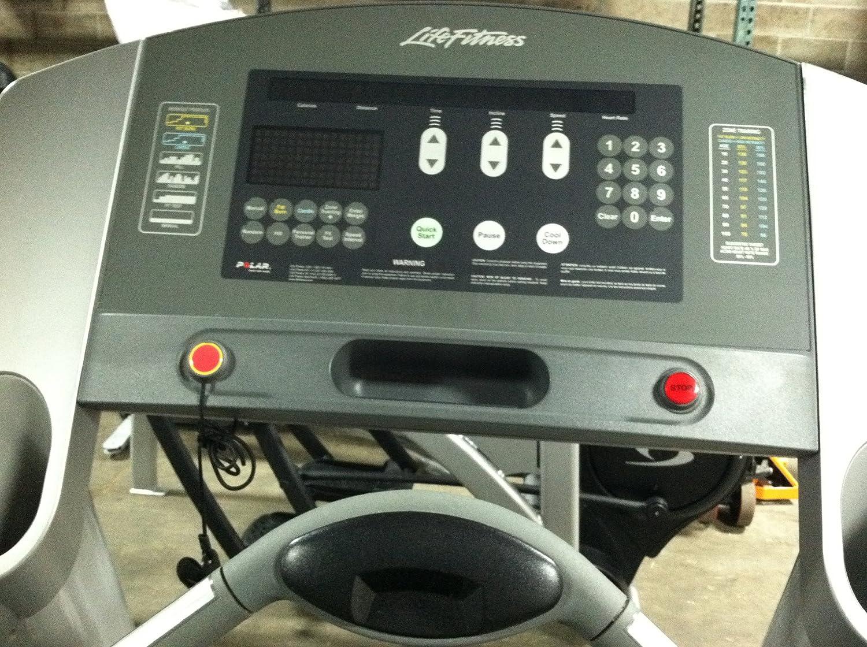 Life Fitness 95Ti - Cinta de Correr remanufacturada: Amazon.es ...