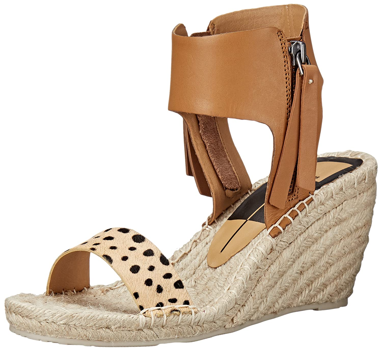 a9bd226434 Amazon.com: Dolce Vita Women's Gisele Espadrille Wedge Sandal: Shoes