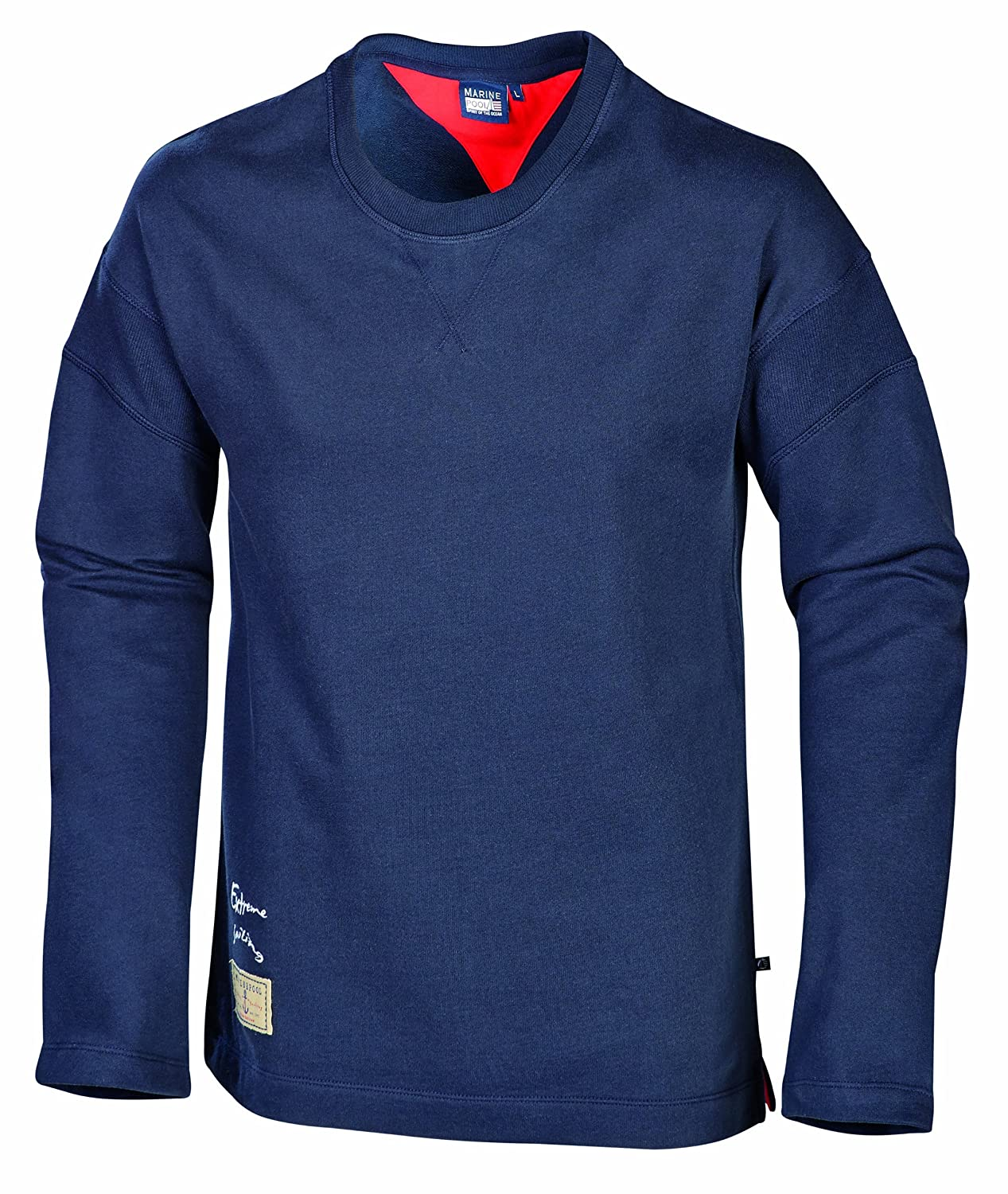Marinepool Erwachsene Fashion - Men Sweater-Rugger Nilo Sweatshirt