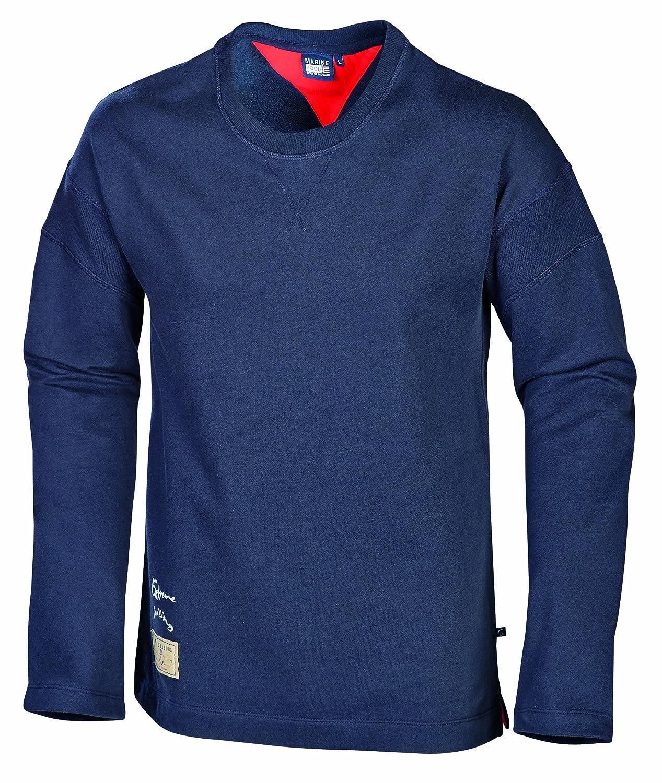 Marinepool Erwachsene Fashion - Men Sweater-RuggerNilo Sweatshirt