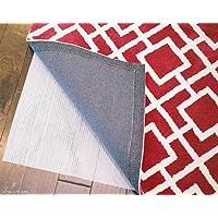 TRU Lite Rug Gripper - Non-Slip Rug Pad for Hardwood Floors - Non Skid Washable...