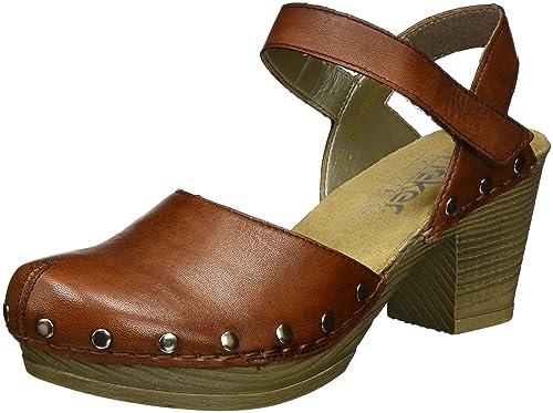 Womens 66761 Sandals Rieker qEAmqT