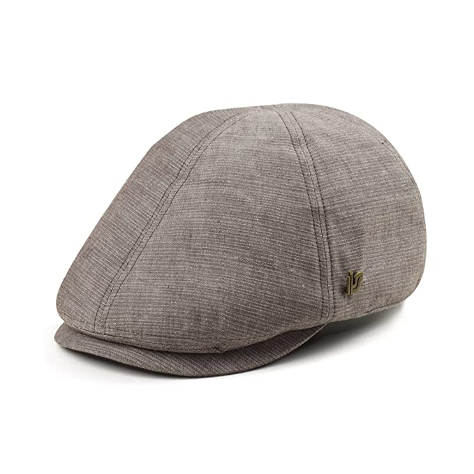 94904032 Amazon.com: Infinity Selections Unisex Linen Ivy Cap-2144: Clothing