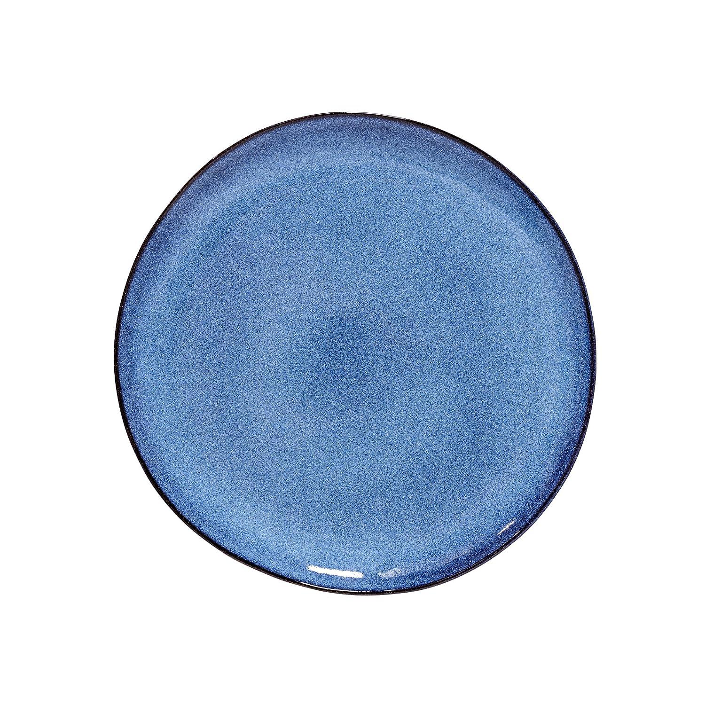blau Bloomingville Teller Sandrine