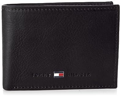 Tommy Hilfiger Mens Johnson Mini CC Flap And Coin Pocket Wallet - Porte monnaie tommy hilfiger