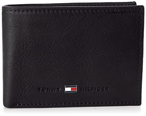 Tommy Hilfiger Johnson Mini CC Flap and Coin Pocket - Monedero Hombre