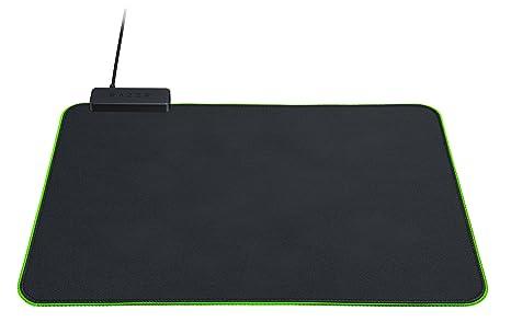 Razer Goliathus Chroma Gaming Mousepad: Customizable Chroma RGB Lighting -  Soft, Cloth Material - Balanced Control & Speed - Non-Slip Rubber Base -