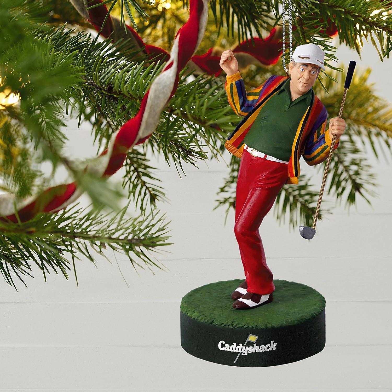 Hallmark Keepsake Christmas Ornament 2018 Year Dated With Sound Hallmark Cards With Sound Caddyshack Let/'s Dance Caddyshack Lets Dance