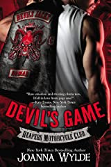 Devil's Game (Reapers Motorcycle Club Book 3) Kindle Edition