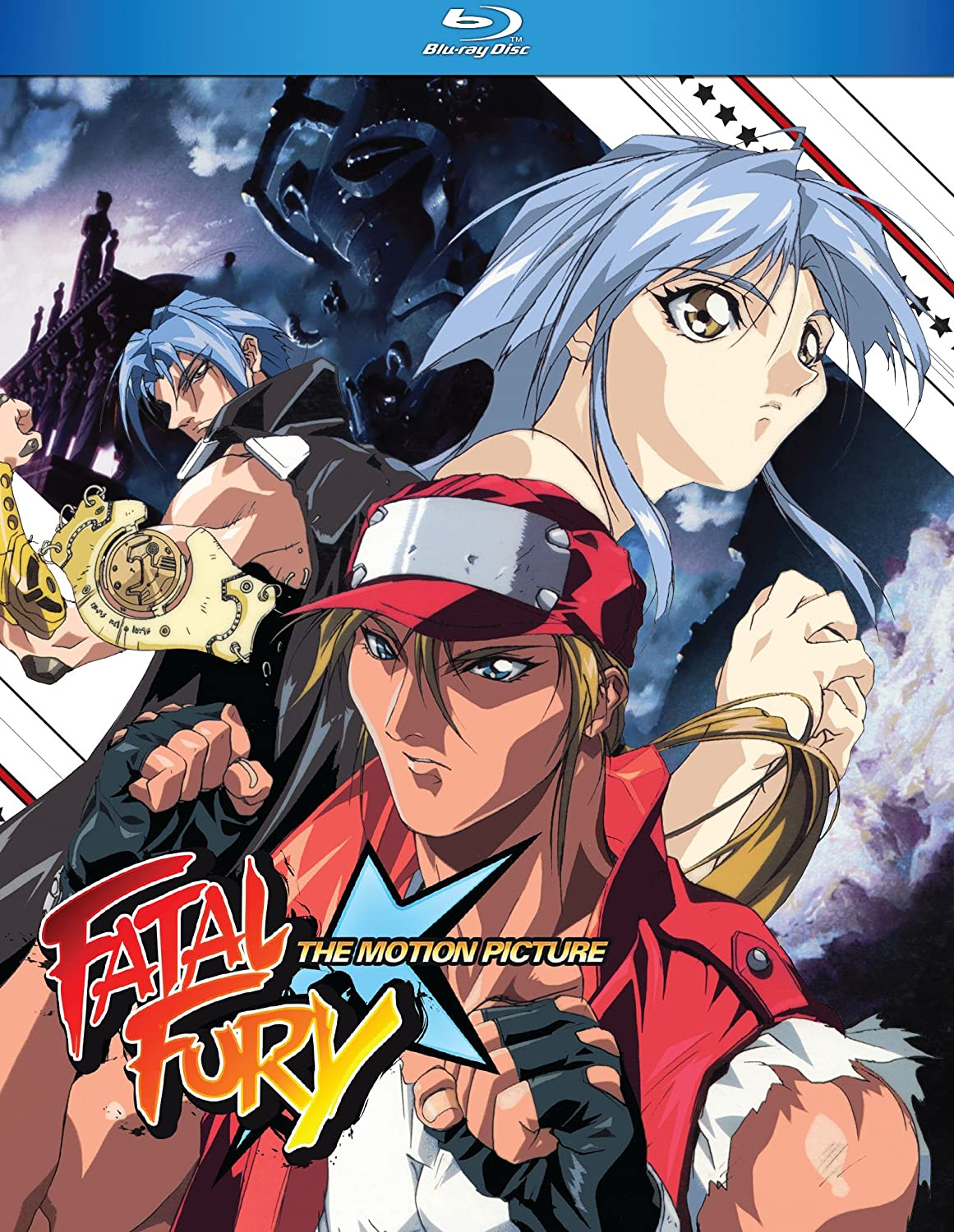 Amazon Com Fatal Fury The Movie Blu Ray Blu Ray Fatal Fury The