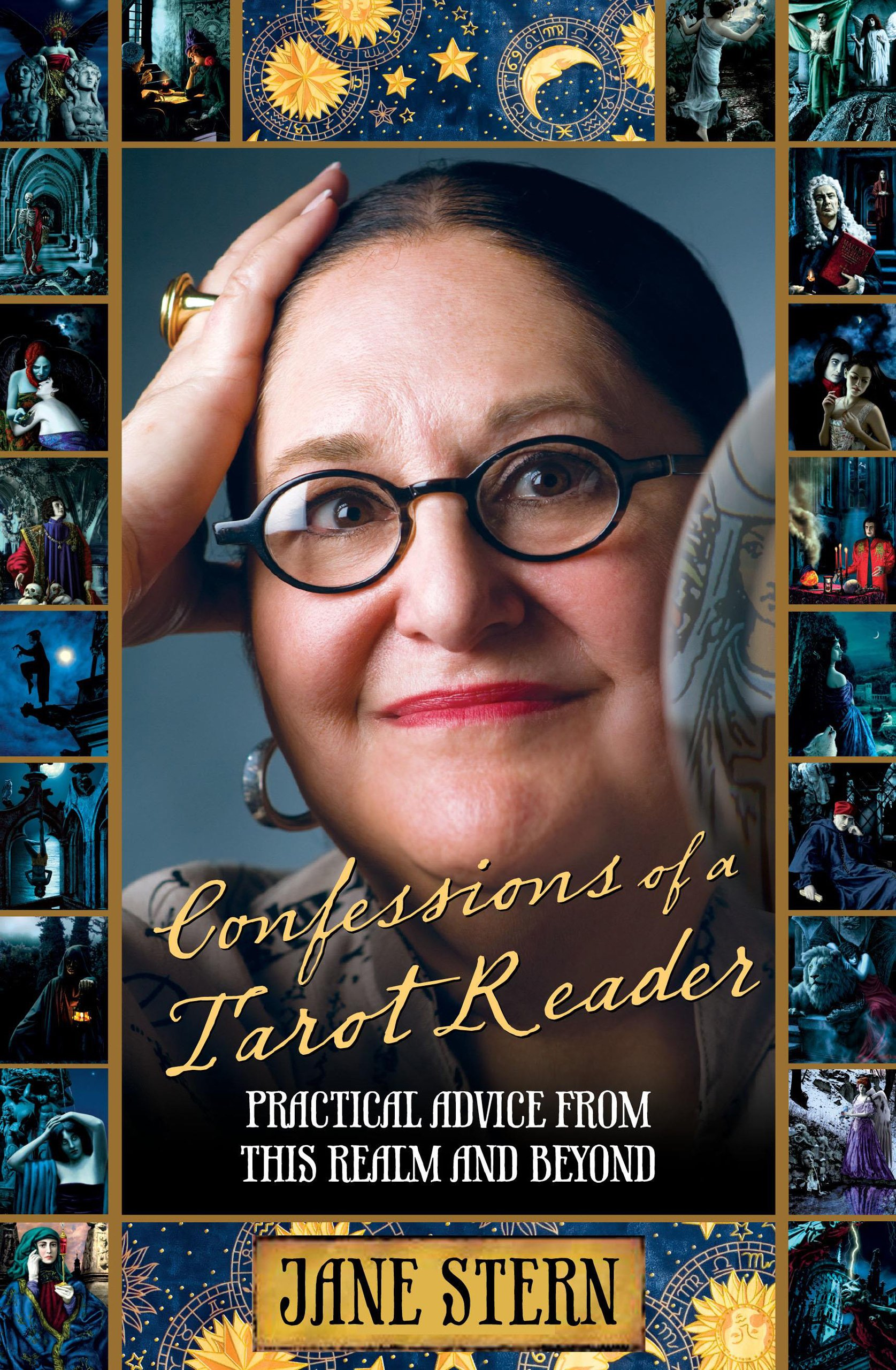 Buy Confessions Of A Tarot Reader Practical Advice From This Realm And Beyond Book Online At Low Prices In India Confessions Of A Tarot Reader Practical Advice From This Realm And