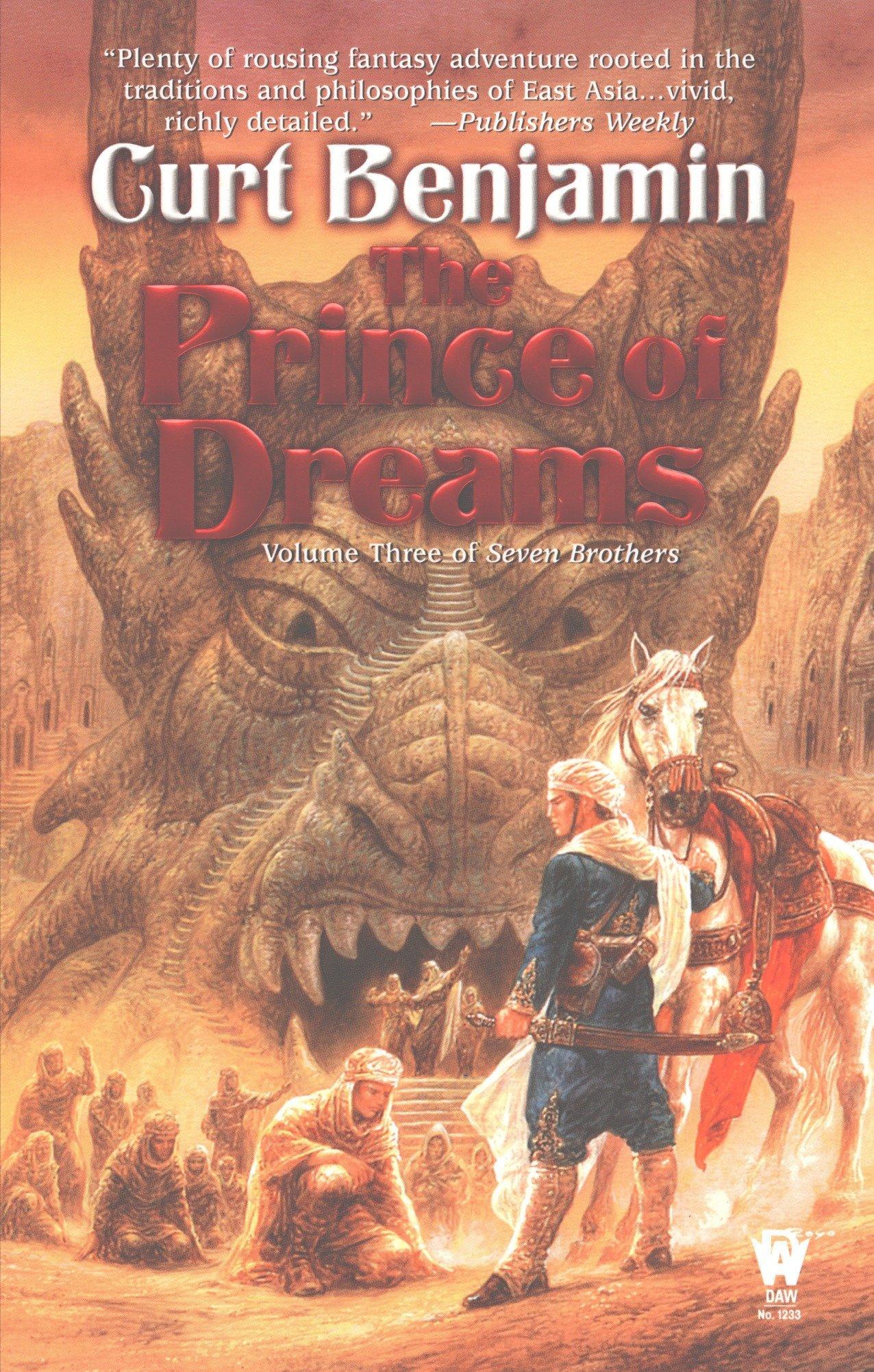 Prince of Dreams (Seven Brothers) ebook