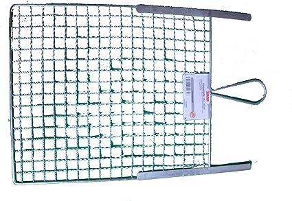 Metall Farbgitter Abstreifgitter Malergitter Farbabstreifer Malerbedarf 26x30cm