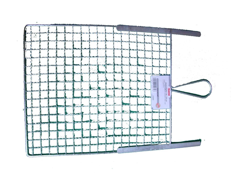 Farbrollen Abstreichgitter Metall Farbroller Abstreifgitter verzinkt 26x30cm