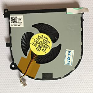 HK-part Replacement Fan for Dell XPS 15 9530 Precision M3800 series Left Cooling Fan DP/N 02PH36 2PH36 3-Pin 3-Wire