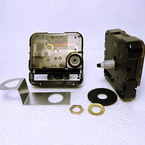 Länge 11 5mm Schaft Mechanik Länge 11,5mm Ersatz-Quarz-Uhrwerk Seiko SKP Motor Schaft