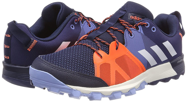 adidas Galaxy, Chaussures de Trail Homme, Bleu (Collegiate