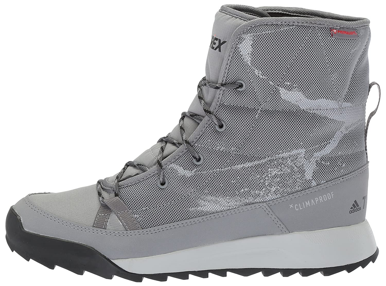 adidas outdoor Women's Terrex Choleah Padded Cp Walking Shoe B01MR35VP1 6.5 B(M) US Grey Two/Grey Three/Chalk White - Reflective