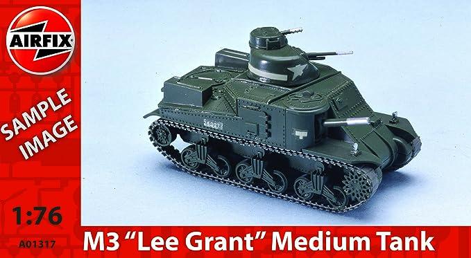 Airfix - AI01317 - Maquette - Lee Grant Tank