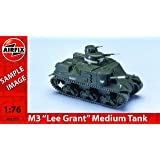 Airfix A01317 M3 Lee Grant Tank 1:76 Scale Series 1 Plastic Model Kit