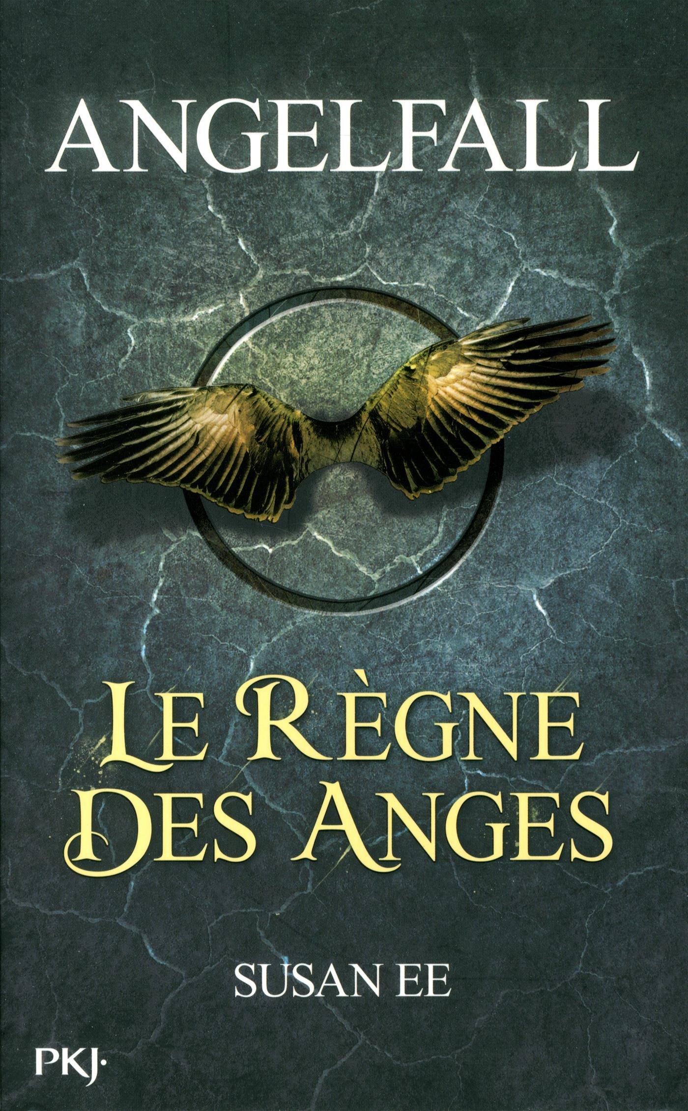 Angelfall, Tome 2 : Le règne des anges: Amazon.co.uk: Susan Ee, Alexandra  Maillard: 9782266257541: Books