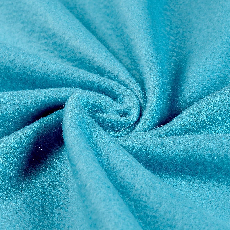 "60/"" de ancho Twinkle Star Print Anti Pil Polar Suave material de tela de primera calidad"