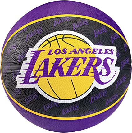 Spalding LA Lakers 65-807Z - Pelota de Baloncesto, Color ohne ...