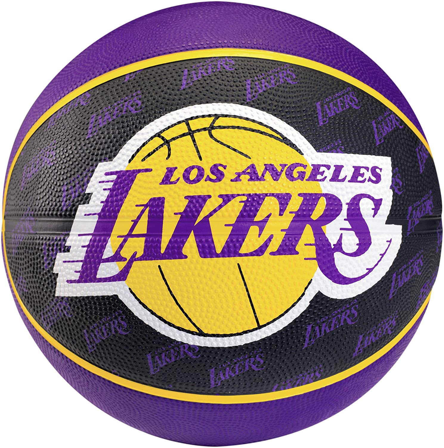Spalding Team Ball L.a. Lakers, (73-944z) - Pelota de Baloncesto ...
