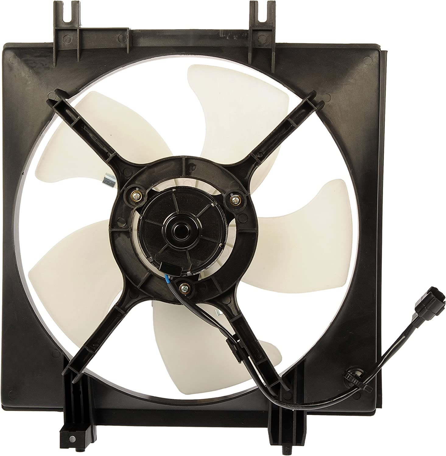 Dorman 620-830 Air Conditioning Radiator Fan Assembly Without Controller