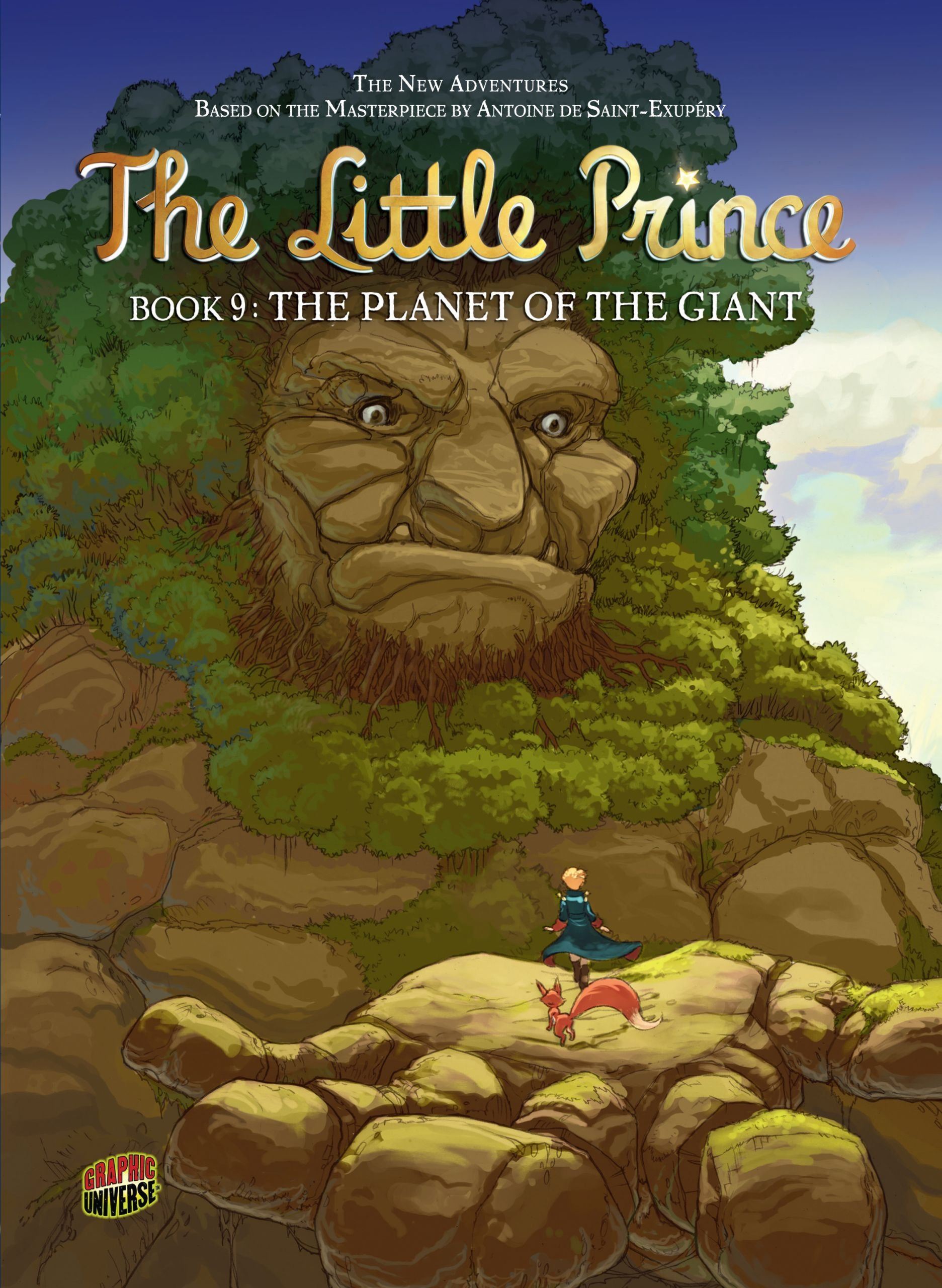 Read Online The Planet of the Giant (The Little Prince) pdf