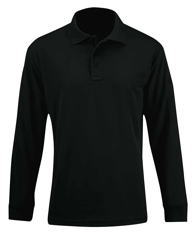Propper Mens Uniform Long Sleeve Polo Shirt