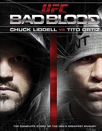 Amazon com: Ufc: Bad Blood: Chuck Liddell, Tito Ortiz, Not