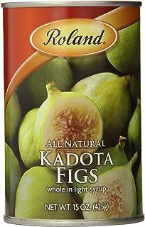 Roland Figs, Kadota, 15 Ounce (Pack of 12)
