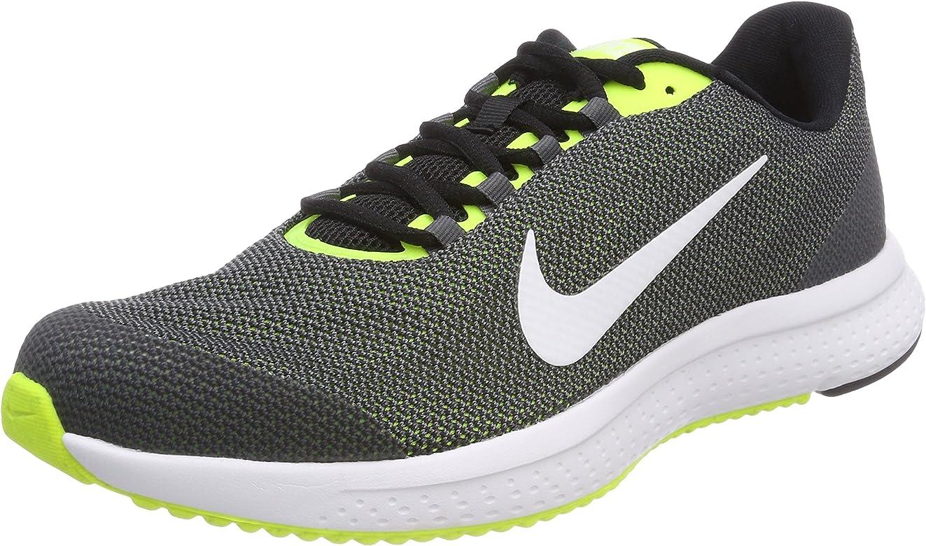 Nike Runallday, Zapatillas de Deporte Unisex Adulto, Negro (Black), 45.5 EU: Amazon.es: Zapatos y complementos