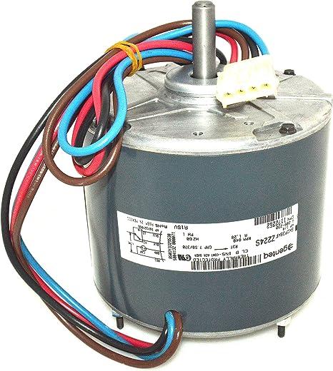 OEM ICP Tempstar Heil Emerson 1//2 HP 208-230v BLOWER MOTOR 1065278 K55HXPSW-5297