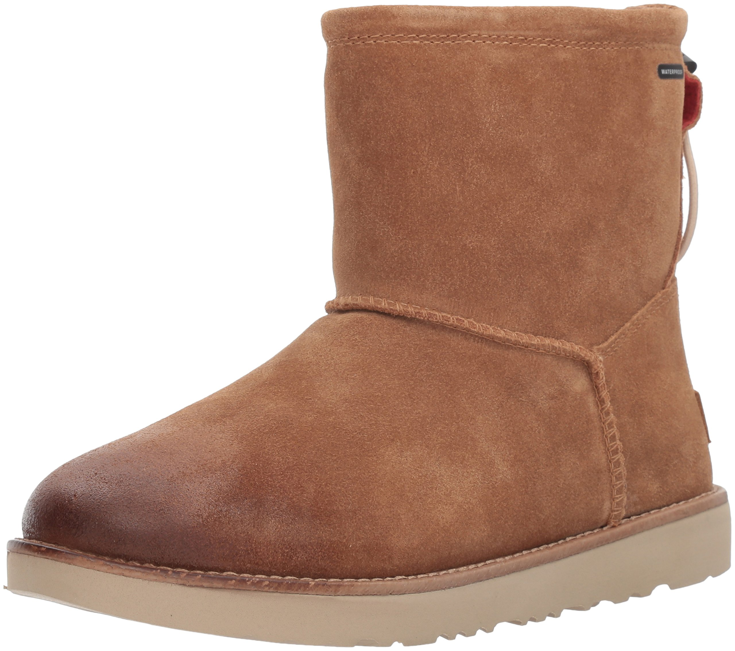 UGG Men's Classic Toggle Waterproof Winter Boot, Chestnut, 11 M US by UGG (Image #1)