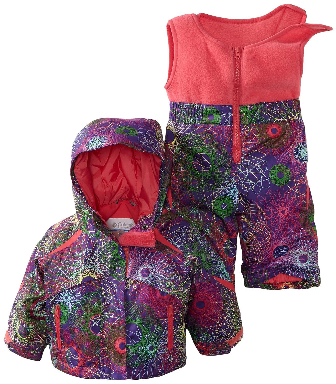 Amazon Columbia Baby girls Infant Buga Set Multi Spiro Print
