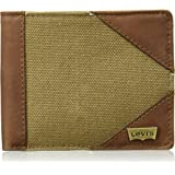 Levi's Leather Brown Men's Wallet