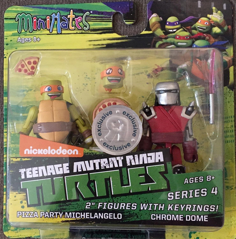 Caminante Teenage Mutant Ninja Turtles Pizza Party ...