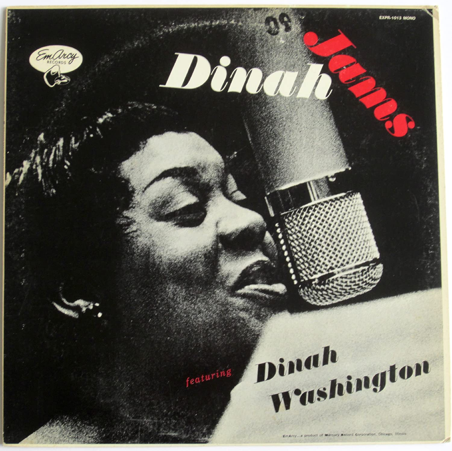 Dinah Washington - Dinah Jams - Amazon.com Music