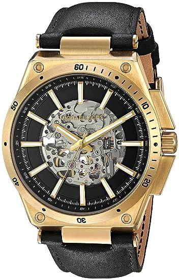 De Mk9031Amazon Michael Kors Hombres es Wilder Tono Dorado Reloj shxtQrdC