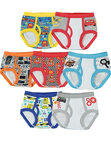 7a3bb39dc85 Cars Underwear for Toddler Boys 7-Pack (2T-4T)
