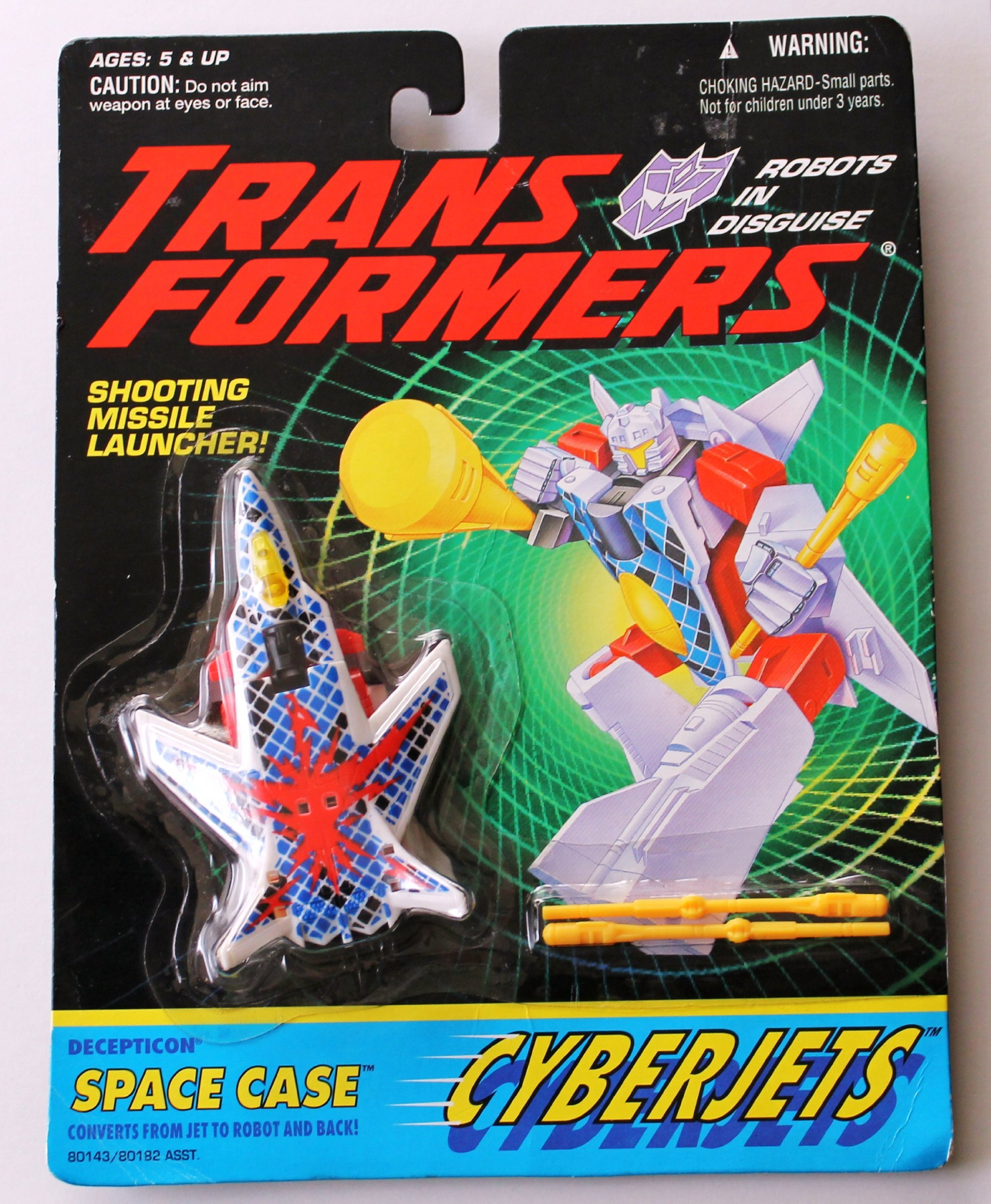 Transformers Generation 2 Space Case