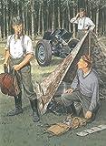 Dragon Models 1/35 German Wehrmacht Bivouac (3 Figures Set with Zeltbahn)